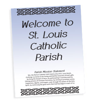 New Parishioner Booklet
